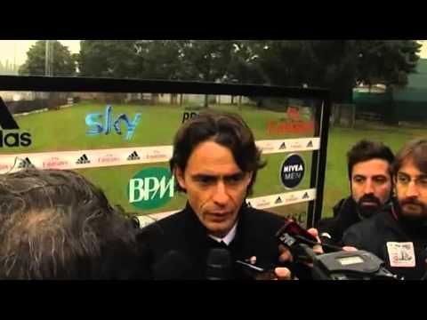 Milan, Berlusconi ha scelto Inzaghi: l'annuncio dopo l'esonero di Seedorf