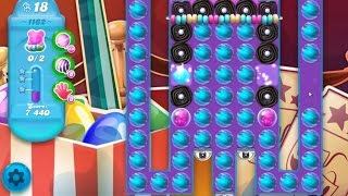 Candy Crush Soda Saga Level 1162 ★★★ Coloring Candy Fun The Highest Score