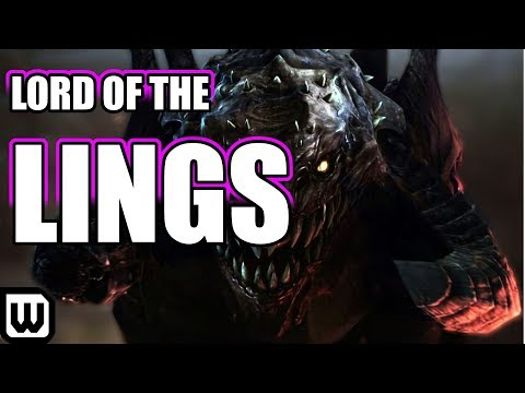 Starcraft 2: LORD OF THE LINGS
