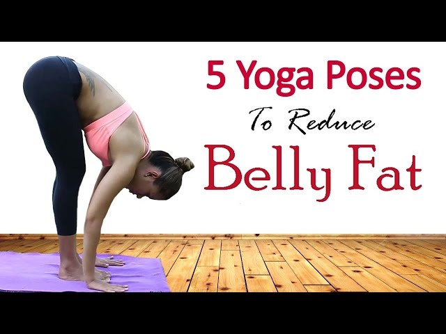 5 Simple Yoga Exercises To Lose Belly Fat In 1 Week