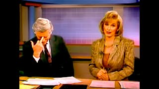 WDSU-TV Bloopers - Late '80's/Early '90's (Christine's Reel)