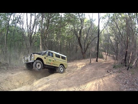 Outback Australia-Land Rover Series 4x4 adventure