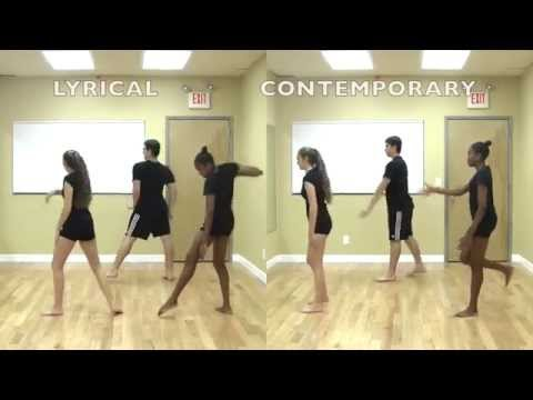 Lyrical vs Contemporary