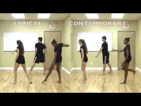 Lyrical vs Contemporary