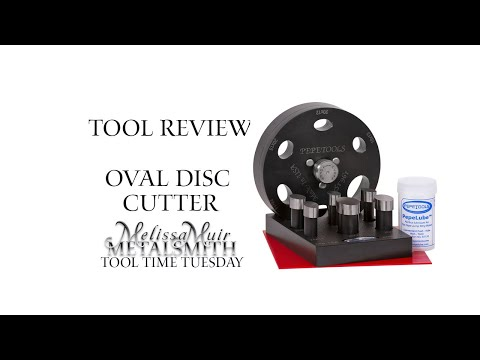 Tool Review: Pepe Oval Disc Cutter