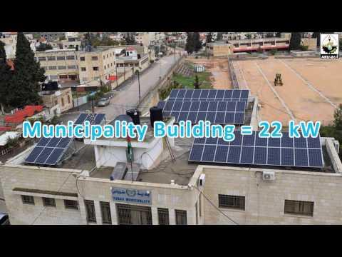 "Improving the Capacities of Local Authorities  ""Tubas – Palestine"""