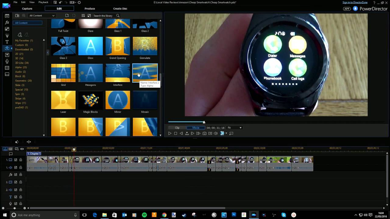 What Video Editing Software Do Youtubers Use Powerdirector Overview Youtube
