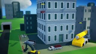 """Volvo CE: """"Как будет выглядеть будущее?"""" (русская озвучка)"""