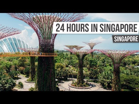 24 HOURS IN SINGAPORE | Malaysia & Singapore #5