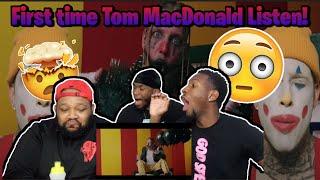 "Tom MacDonald - ""Clown World"" REACTION!!"
