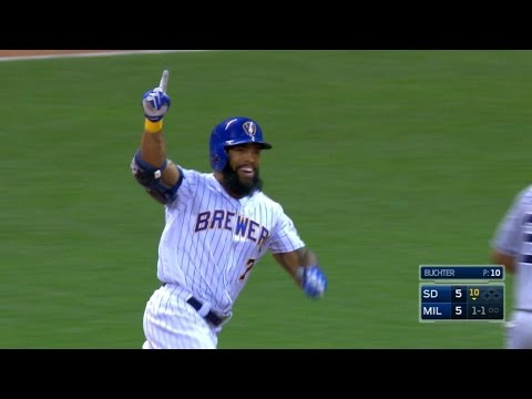 Thames wins it with walk-off home run in 10th