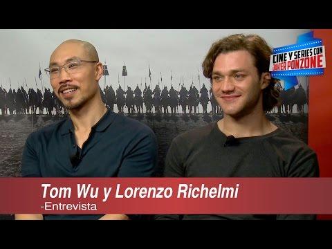 A solas con Tom Wu y Lorenzo Richelmi