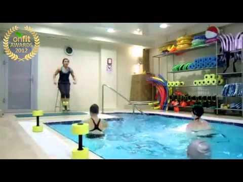 Притивопаказания к занятиям аквааэробикой и плаванием