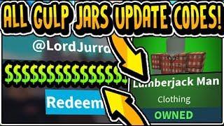 """ALL NEW GULP JARS UPDATE BUCKS CODES 2019!!"" Island Royale - Beta 🔥GULP JARS! Update (Roblox)"