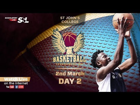 Day 2, St John's Basketball Tournament, 2nd March 2018