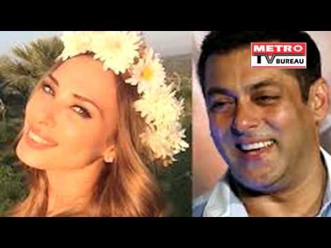 Salman Khan's Girlfriend Lulia Vantur Sings For Himesh Reshammiya