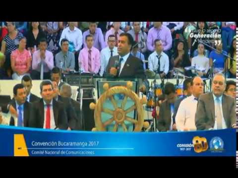 Convención IPUC Bucaramanga 2017 PREDICA Rev. Vicente Arango