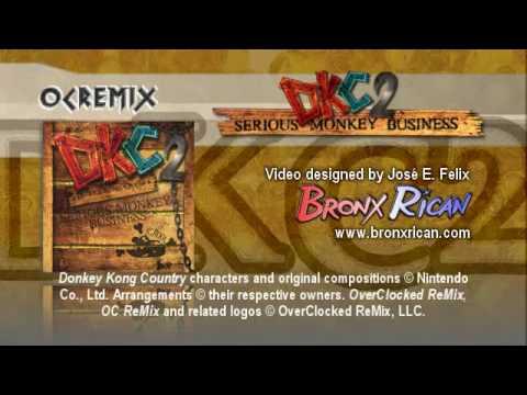 Serious Monkey Business: 1-09 Token Up (Token Tango) [Donkey Kong Country 2 / OC ReMix]