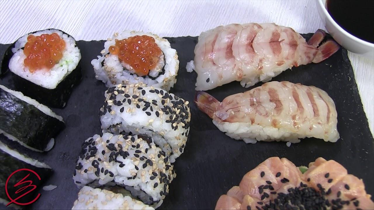 Como Hacer Sushi 1video Como Hacer Arroz Para Sushi Fácil