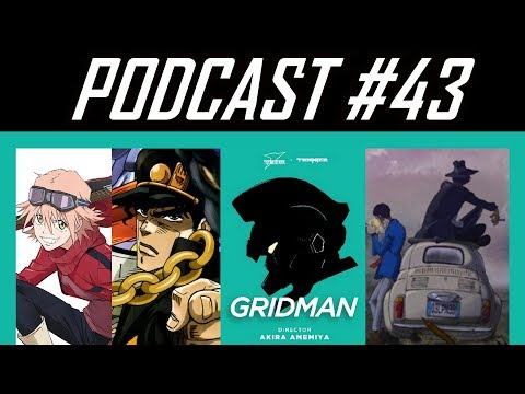 AH Podcast 43 Anime News: Anime Expo 2017