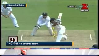 India vs South Africa: Virat Kohli slams ton