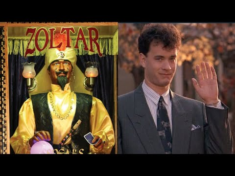 Zoltar (Big 1988 Tom Hanks)