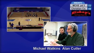 Sunday Night Sports Replay: Mchs vs. Christian Co. Highschool Basketball