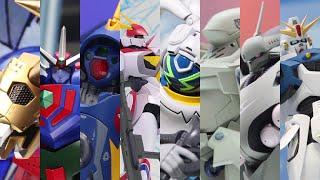 2019年10月25日から27日まで開催中の魂ネイション2019より ロボットフィギュアメインの秋葉原UDX会場「Robot Center」の中から 新作アイテムを中心に撮...