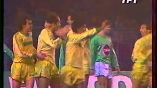 Nantes 2-3 ASSE - 21e journée de D1 1987-1988