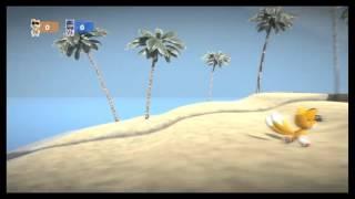 Little Big planet 3 roleplay ep.1: Need the money