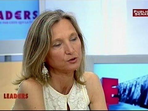 Clara Gaymard, présidente de General Electric France - Leaders (26/05/2010)