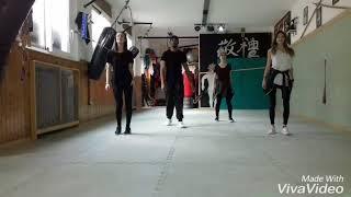 Anti kale-Spice Diana  (official coreografia )