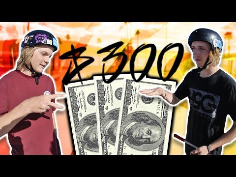 Derek Marr vs Wyatt Anderson GAME OF SCOOT $300 CASH PRIZE