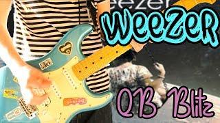 Weezer - QB Blitz Guitar Cover 1080P