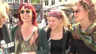 Keramiekdagen - Straatinterviews