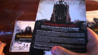 Unboxing The Lord of the Rings: War in the North Collector's Edition (Rus 1C)