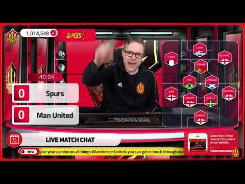 GOLDBRIDGE Best Bits | Tottenham 1-3 Man United