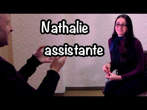 Agence de rencontre CQMI : Nathalie assistante de Philippe - Novembre 2017