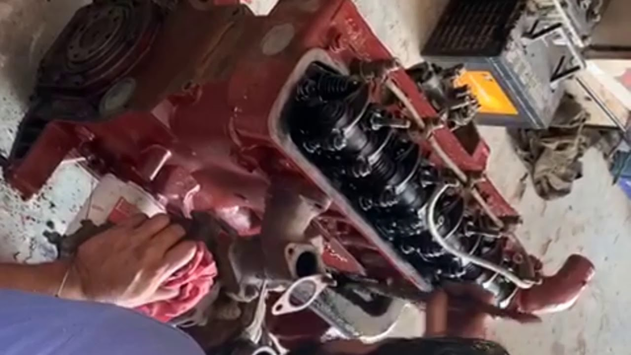 Engine Restoration for Modified Jeep by Ankita Jeep's