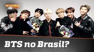 Alô, K-Pop! BTS deve fazer shows no Brasil em 2019
