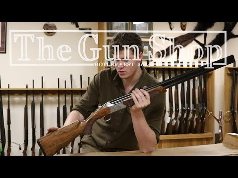 Browning 725 Game Overview - The Gun Shop