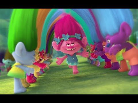 Trolls Full Movie English Compilation - Animation Movies - New Disney Cartoon 2019