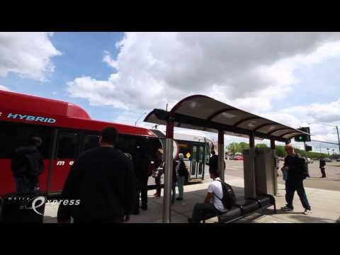 Metro Express - BRT Works in Stockton, CA