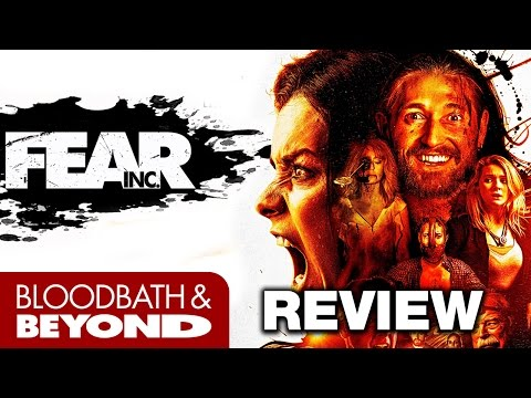 Fear, Inc. (2016) - Movie Review