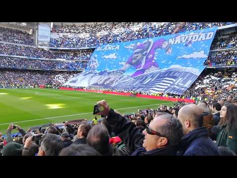 Hala Madrid y Nada Más! Real Madrid - FC Barcelona, El Classico 2017, Blanca Navidad
