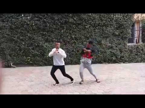 Harmonize ft diamond- kwangwaru official video dance