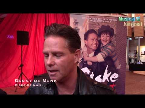 Presentatie en interviews start montage Ciske de Rat
