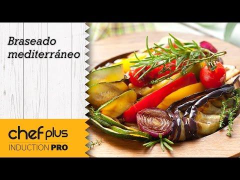 Asado de verduras recetas robot cocina chef plus indu - Robot de cocina chef plus ...