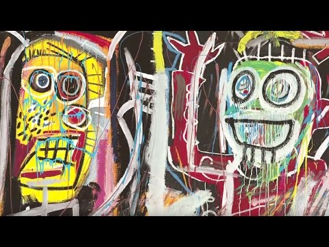 Video: Jean-Michel Basquiat (Part 1)