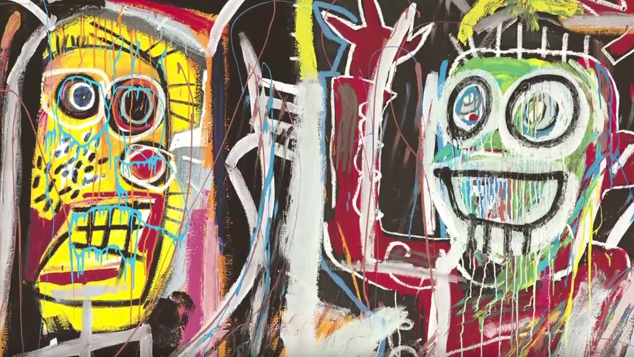 Christie's Auction House, Basquiat and us (Hogan Grip)
